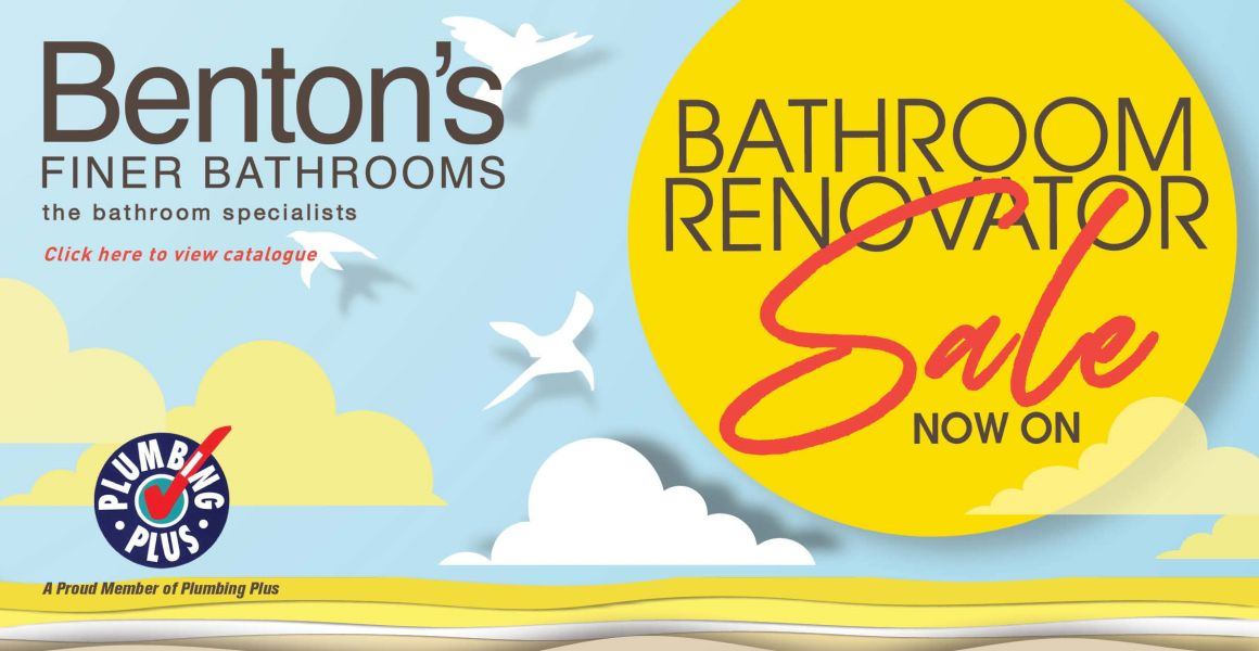 Benton's Finer Bathrooms Bathroom Renovation's Sale