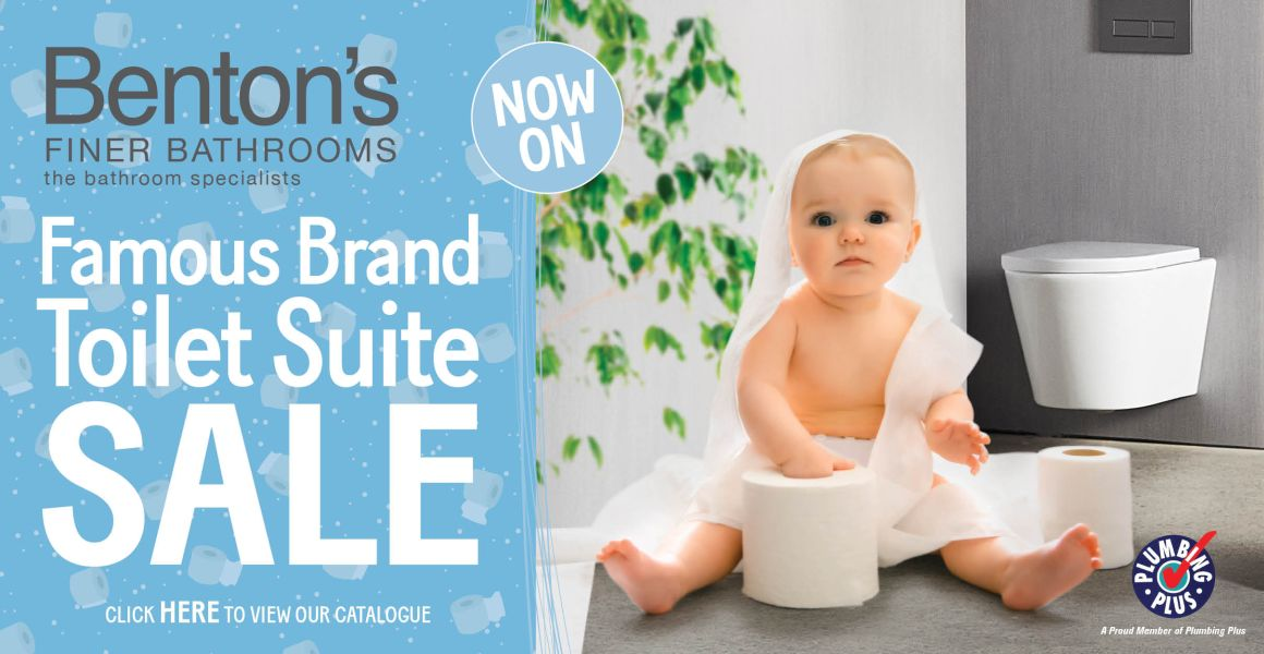 Benton's Finer Bathrooms Famous Brand Toilet Suite Catalogue
